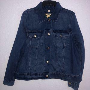 New Michael Kors designer womens  jean jacket
